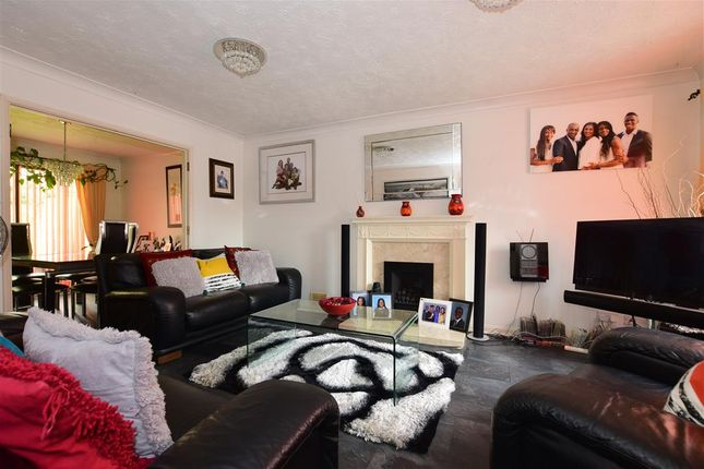 Thumbnail Detached house for sale in Apsley Way, Worthing, West Sussex