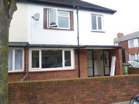 Thumbnail End terrace house to rent in Bath Road, Southsea