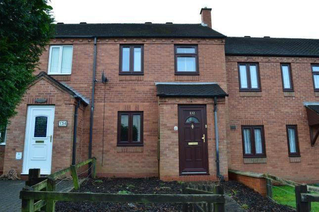 Thumbnail Terraced house for sale in Upper St. John Street, ., Lichfield, Staffordshire