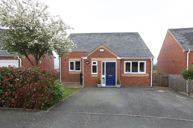 Thumbnail Detached house for sale in 7 Brynfa Avenue, Welshpool, Powys