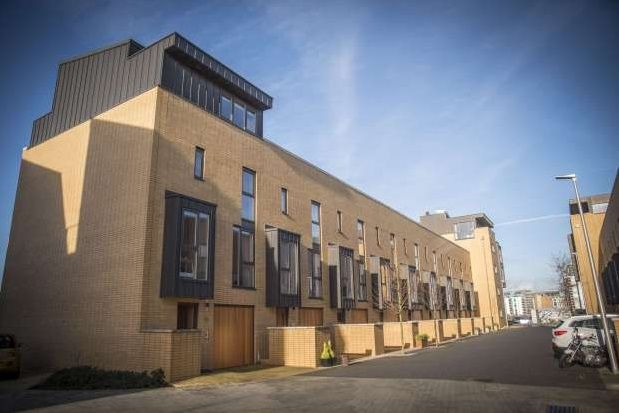 Thumbnail Town house to rent in Francis Street, Cardiff