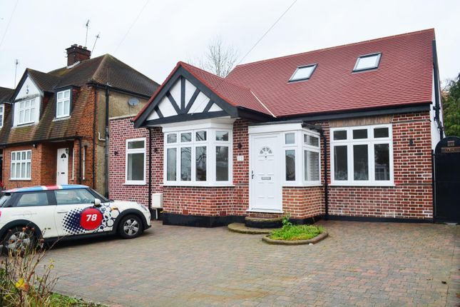 Thumbnail Bungalow to rent in Hillisde Road, Northwood