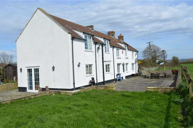 Thumbnail Detached house for sale in Puxton Road, Hewish, Weston-Super-Mare