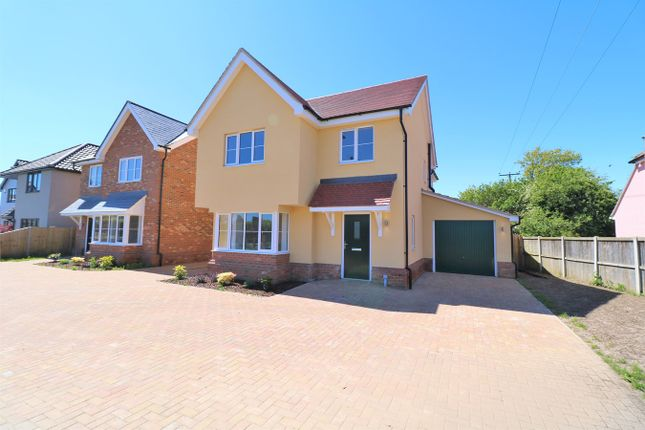Thumbnail Detached house for sale in Ardleigh Road, Great Bromley, Colchester