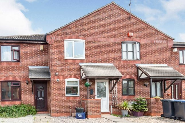 Thumbnail Terraced house to rent in Wensum Close, Hinckley