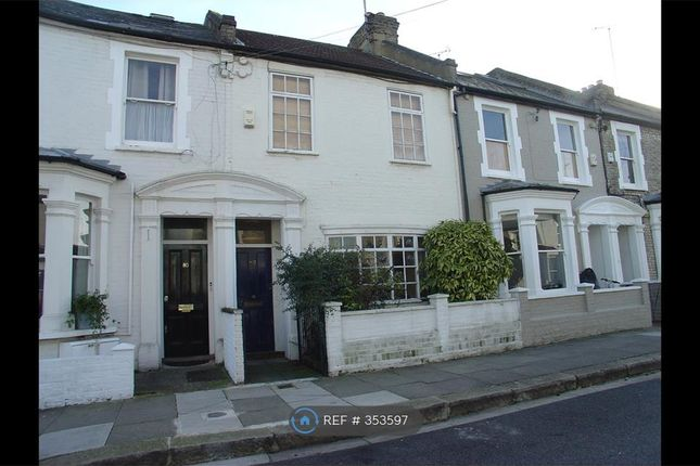 Thumbnail Terraced house to rent in Burnthwaite Road, London
