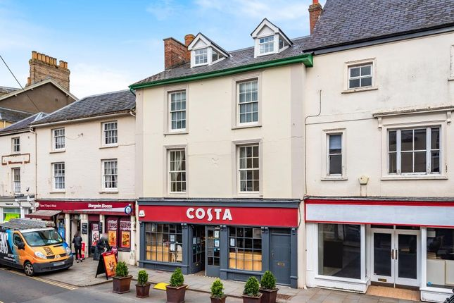 Thumbnail Flat for sale in High Street, Brecon, Powys