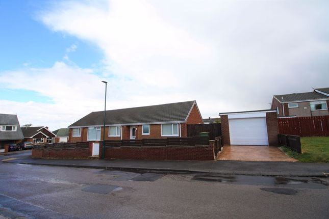 Thumbnail Detached bungalow for sale in Mordales Drive, Marske-By-The-Sea, Redcar