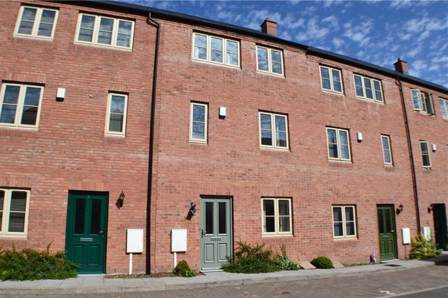 Thumbnail Terraced house for sale in Kilby Mews, City Centre, Coventry, West Midlands