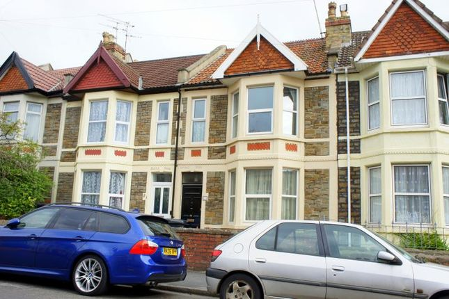 Thumbnail Terraced house to rent in Kensington Park Road, Brislington, Bristol