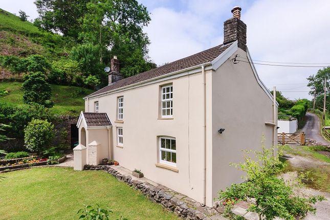 Thumbnail Detached house for sale in Blackmill, Bridgend