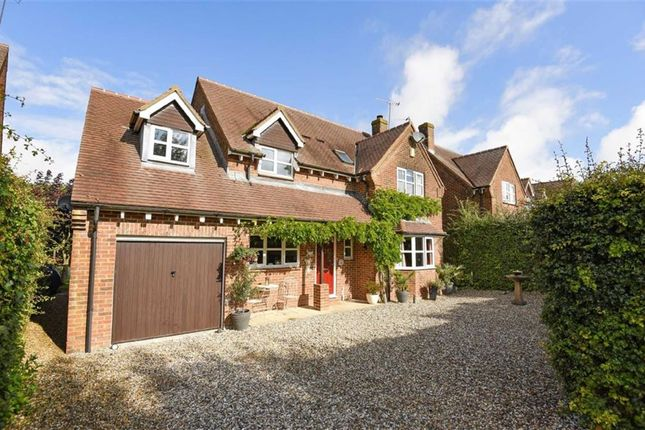 Thumbnail Detached house for sale in Fox Row, Winterbourne Bassett, Swindon