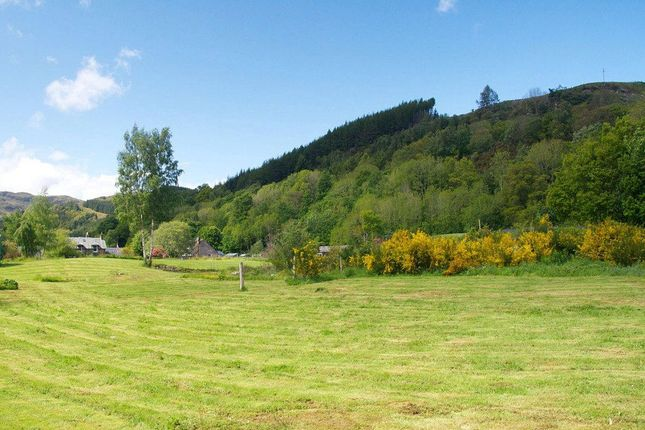 Thumbnail Land for sale in Shoemakers Lane, St Fillans