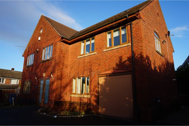 Thumbnail Detached house for sale in Denbydale Way, Oldham