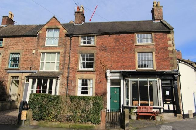 Front With Arrow of Coldwell Street, Wirksworth, Derbyshire DE4