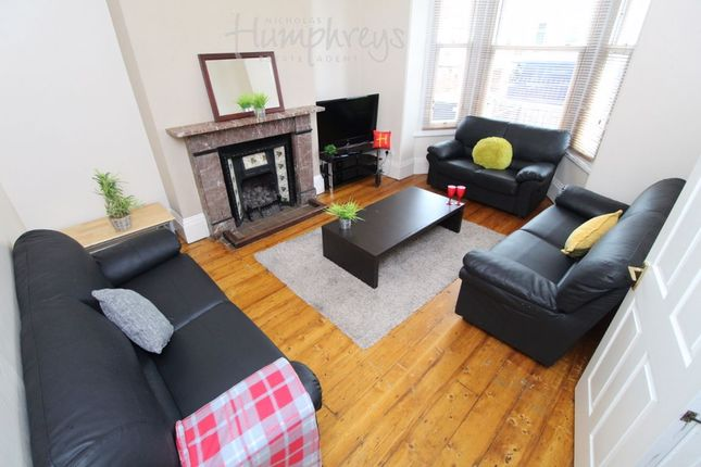 Thumbnail Shared accommodation to rent in St Andrews Road, Southsea