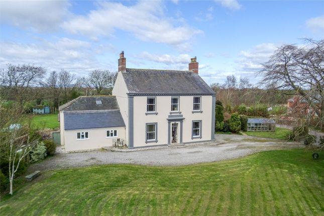 Thumbnail Detached house for sale in Waverton Villa, Waverton, Wigton