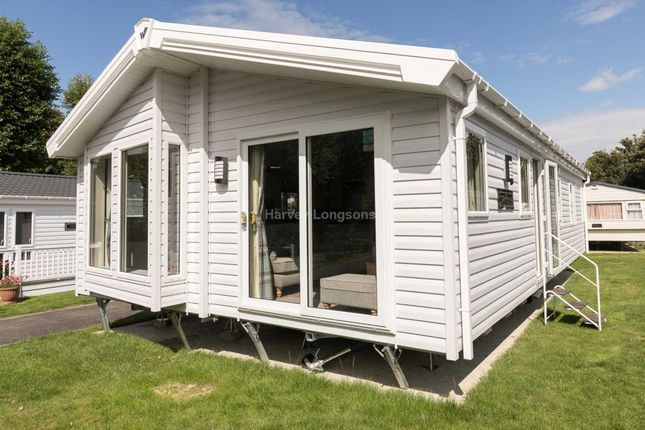 Thumbnail Lodge for sale in Ore, Hastings, East Sussex
