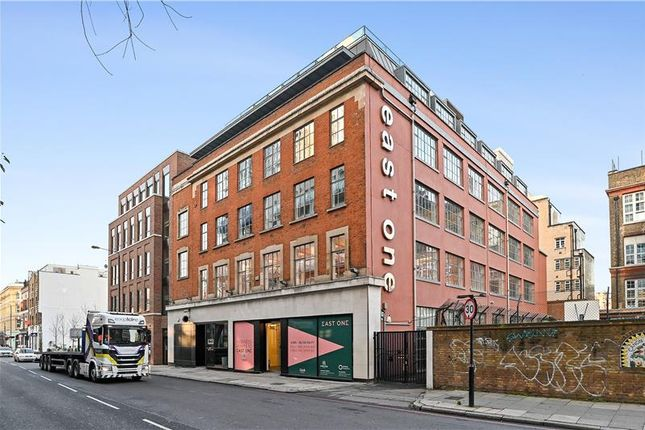Thumbnail Office to let in Ground Floor East One, 20-22 Commercial Street, London, Greater London