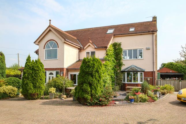 Thumbnail Detached house for sale in Aldford Road, Chester