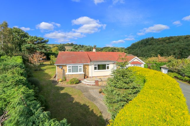Thumbnail Detached bungalow for sale in High Close, Bovey Tracey, Newton Abbot