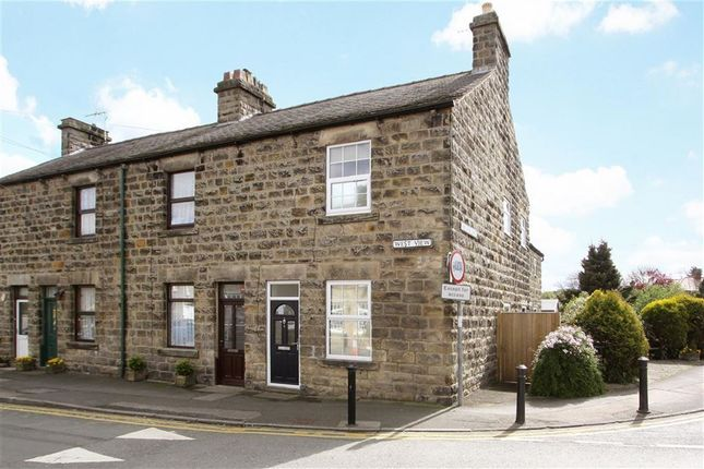 Thumbnail End terrace house to rent in West View, Harrogate, North Yorkshire