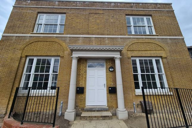 2 bed terraced house to rent in Upper Stone Street, Maidstone ME15