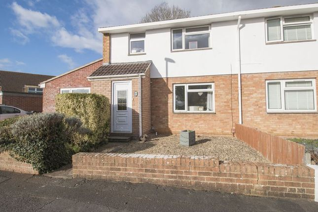 Thumbnail Semi-detached house for sale in St. Clements Road, Keynsham, Bristol