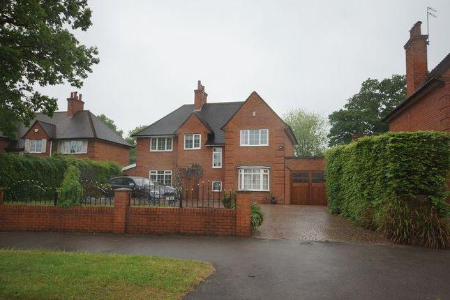 Thumbnail Detached house for sale in Bunbury Road, Birmingham