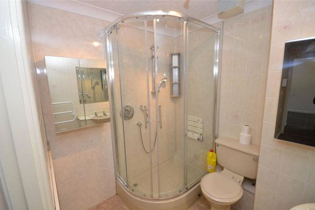 Shower Room of Orcombe Court, Littleham Road, Exmouth, Devon EX8