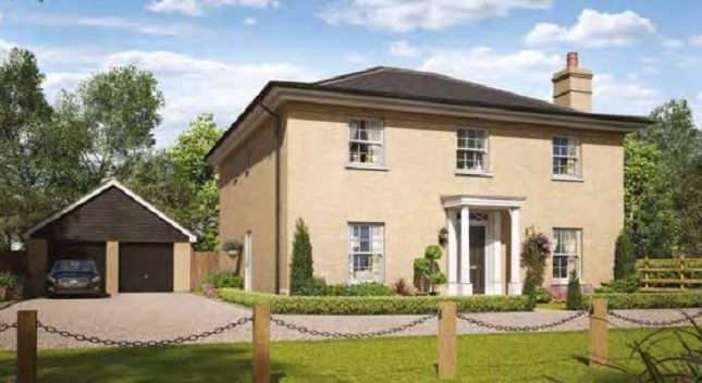 Detached house for sale in Cromer Road, Holt