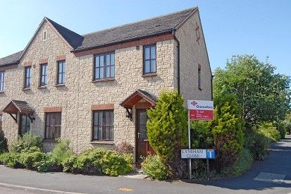 Thumbnail End terrace house to rent in Lyneham Close, Witney