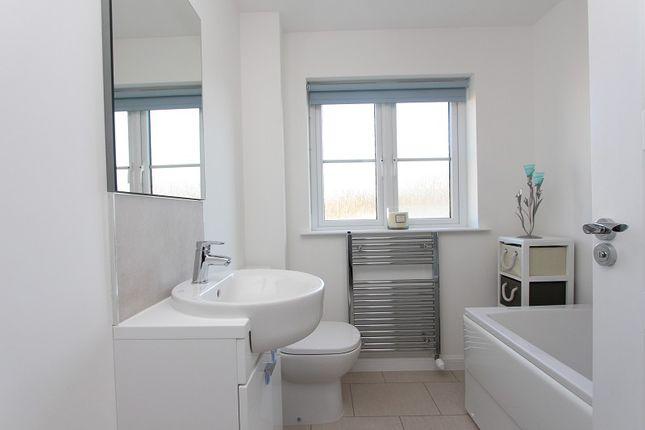 Bathroom of 4 Dunrobin Grove, Ness Castle, Inverness IV2