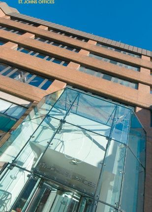 Office to let in St. Johns Centre, Leeds