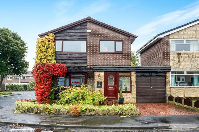 Thumbnail Detached house for sale in Langdale Drive, Cramlington