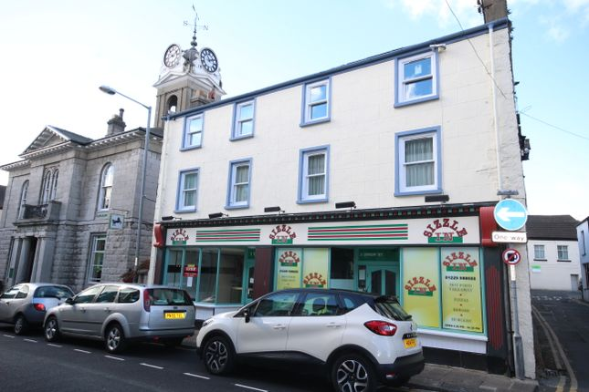 Thumbnail Flat to rent in Little Union Street, Ulverston, Cumbria