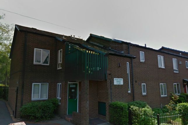 Thumbnail Flat to rent in Iveagh Court, Newbold, Rochdale