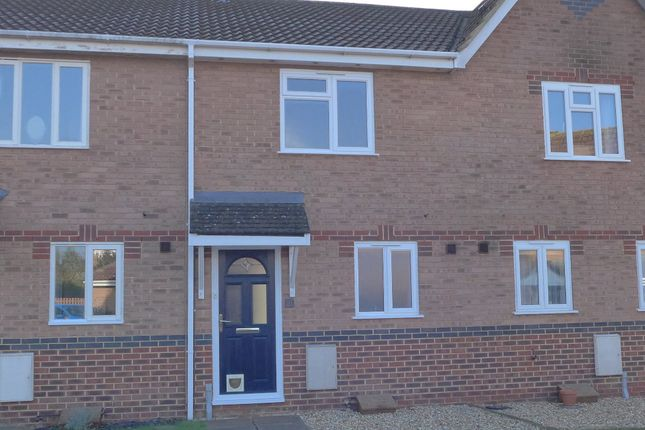 Thumbnail Terraced house to rent in Camelot Way, Gillingham