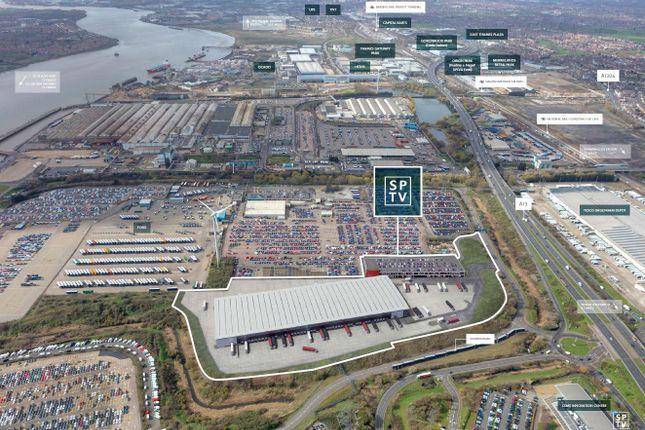 Thumbnail Warehouse to let in Segro Park Thames View, Marsh Way, Rainham, Greater London