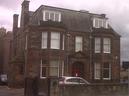 Thumbnail Office to let in Braehead House, Victoria Road, Kirkcaldy