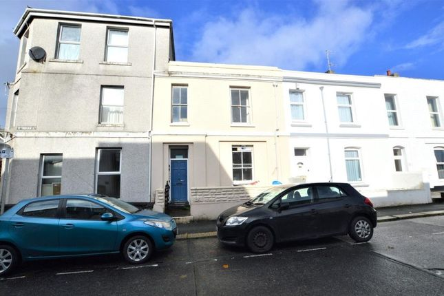 Front of Wyndham Street East, Plymouth, Devon PL1