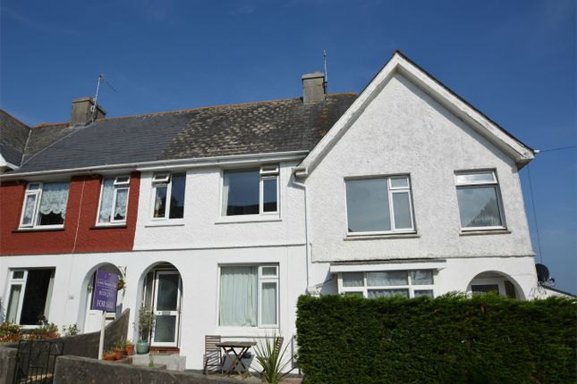 Thumbnail Terraced house to rent in Dracaena Place, Falmouth