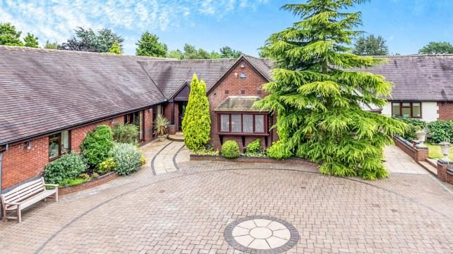 Thumbnail Bungalow for sale in Bradley, Mitton Road, Stafford, Staffordshire