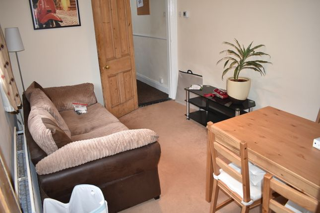 Thumbnail Terraced house to rent in Harold Road, Southsea, Hampshire