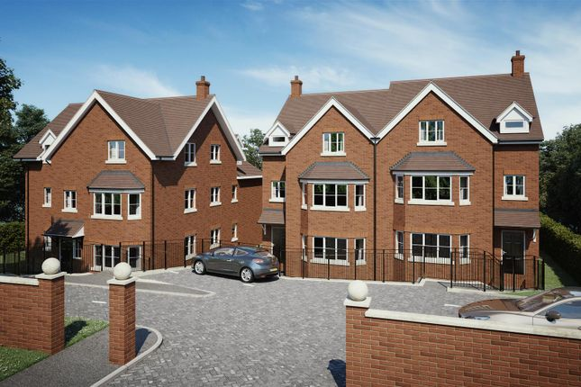 Thumbnail Flat for sale in Yarnells Hill, Oxford