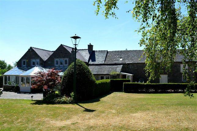 Thumbnail Property for sale in White House Farm, Plaistow Green, Crich Matlock, Derbyshire