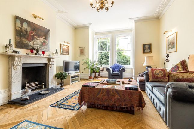 Thumbnail Flat for sale in Carlyle Mansions, Cheyne Walk, Chelsea, London