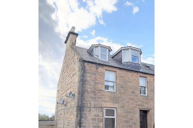 Thumbnail Flat for sale in South Guildry Street, Elgin