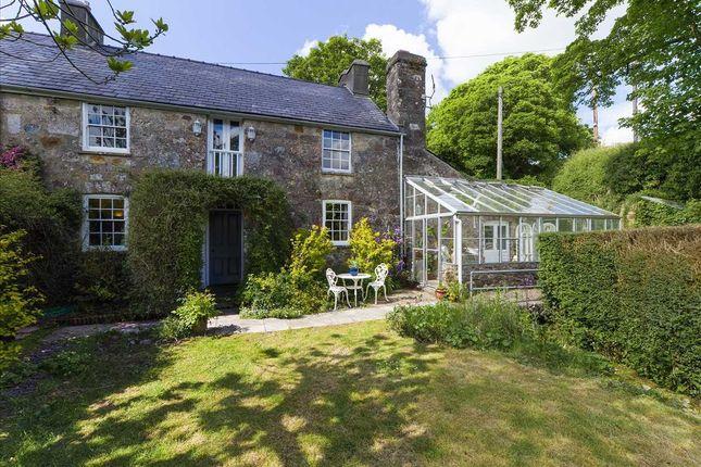 3 bed semi-detached house for sale in Porthamel Old Farmhouse, Llanedwen, Llanfairpwll LL61