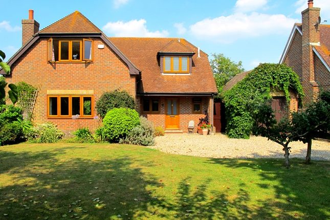 Thumbnail Detached house for sale in Berry Lane, Hill Head, Fareham